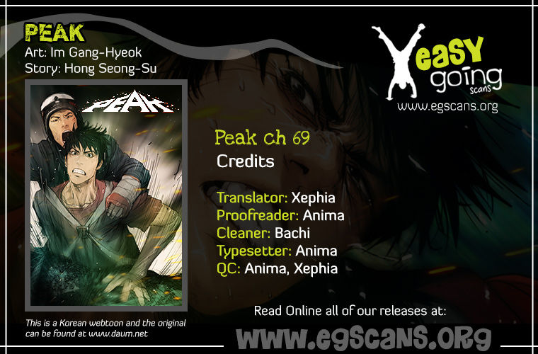 Peak (Im Gang-hyeok) 69 Page 1