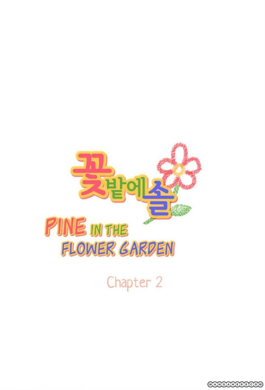Pine in the Flower Garden 2 Page 1