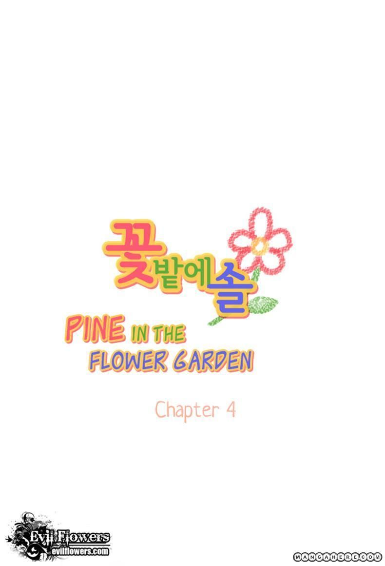 Pine in the Flower Garden 4 Page 1