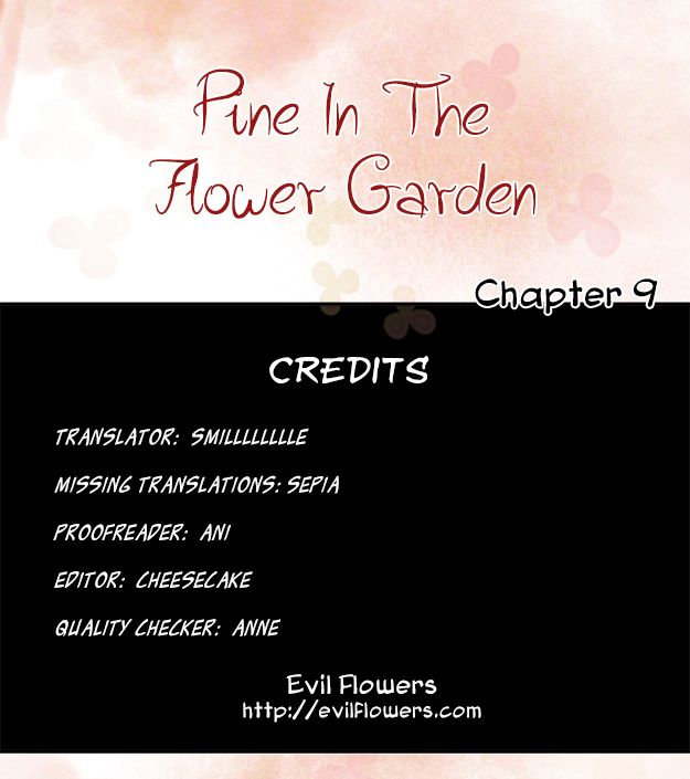 Pine in the Flower Garden 9 Page 1