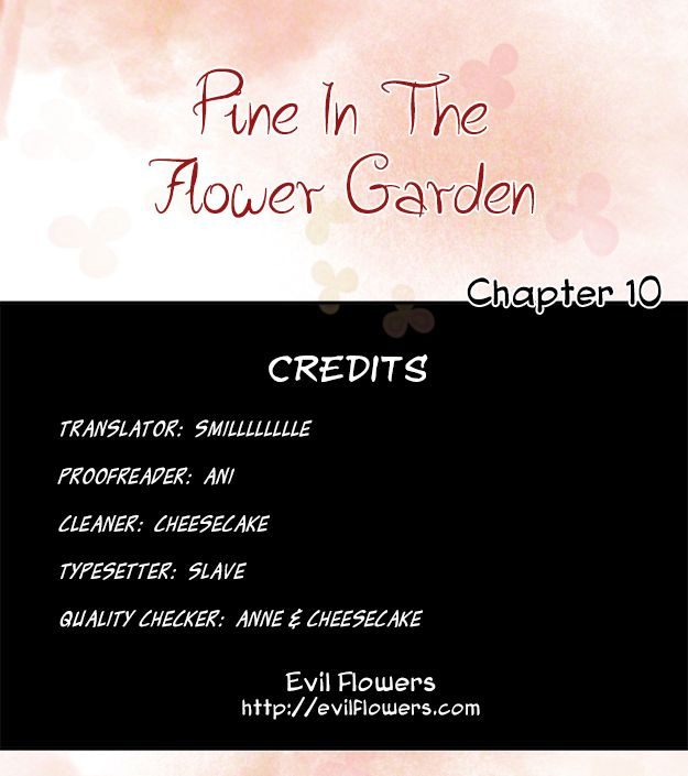 Pine in the Flower Garden 10 Page 1