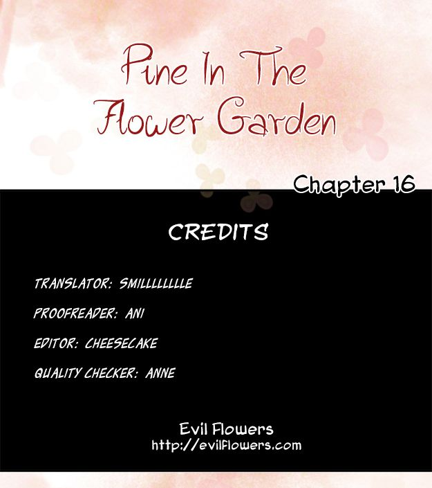 Pine in the Flower Garden 16 Page 1
