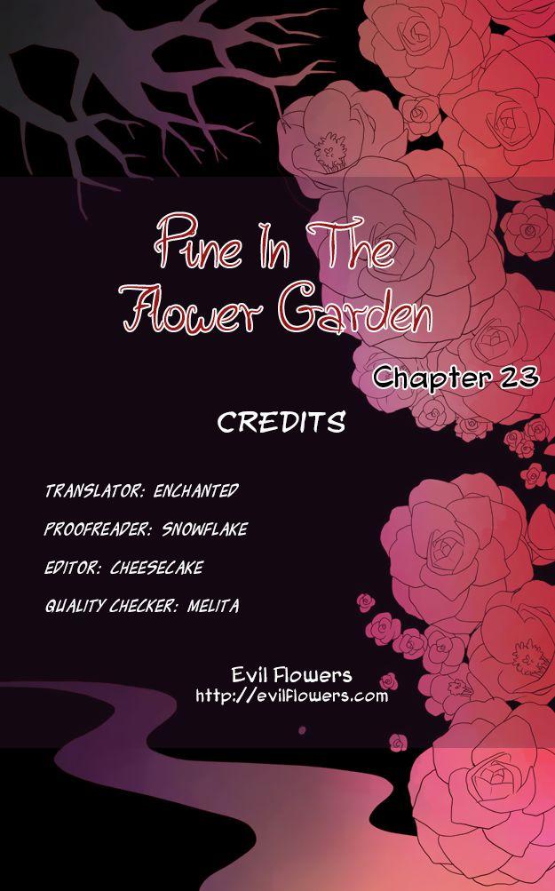 Pine in the Flower Garden 23 Page 1