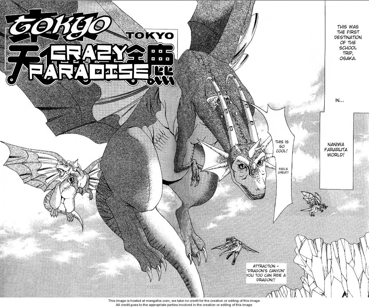 Tokyo Crazy Paradise 48 Page 3