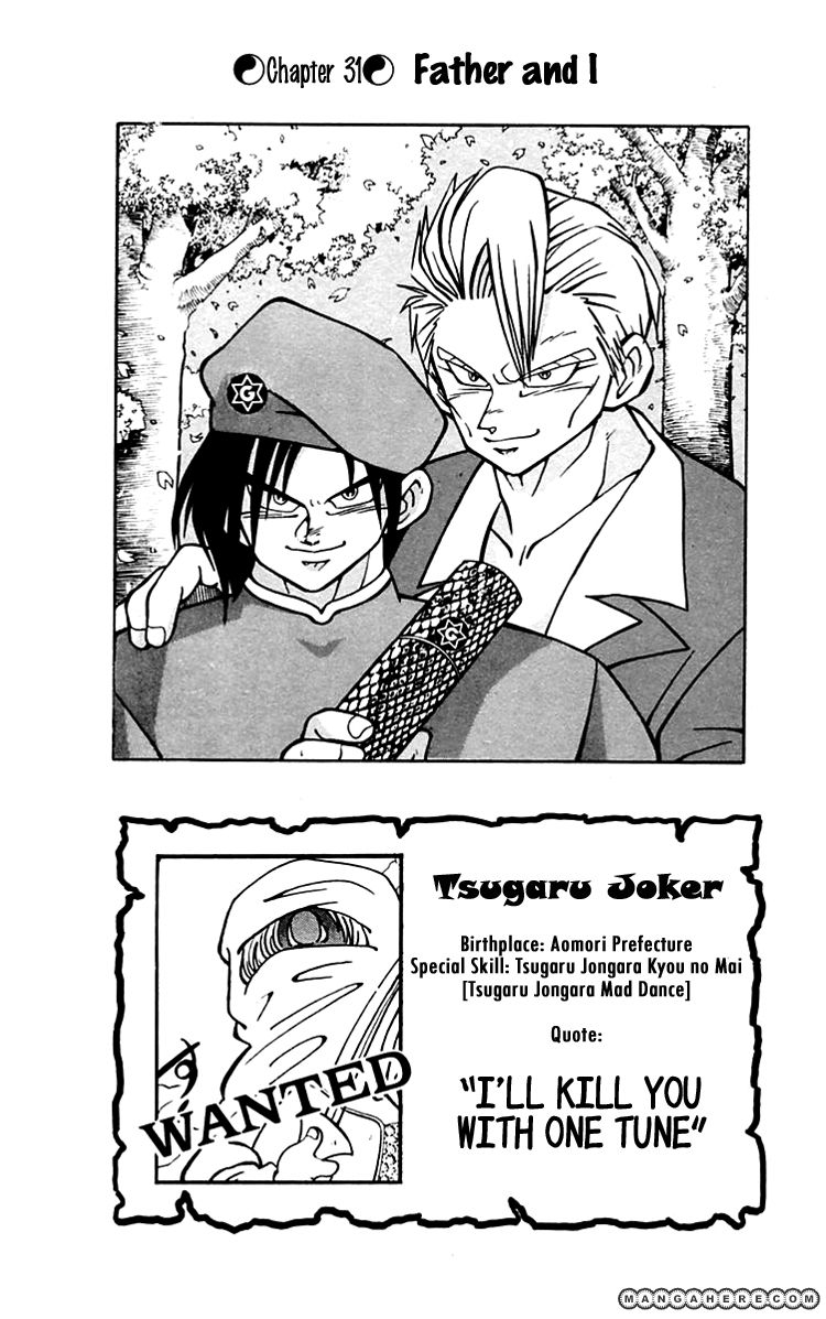 Nangoku Shounen Papuwa-ku 31 Page 1