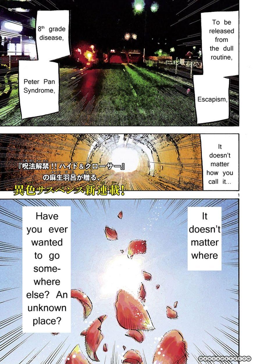 Imawa no Kuni no Alice 1 Page 1