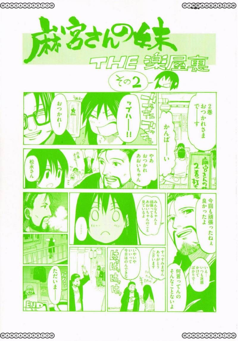 Asamiya-san no Imouto 8 Page 1
