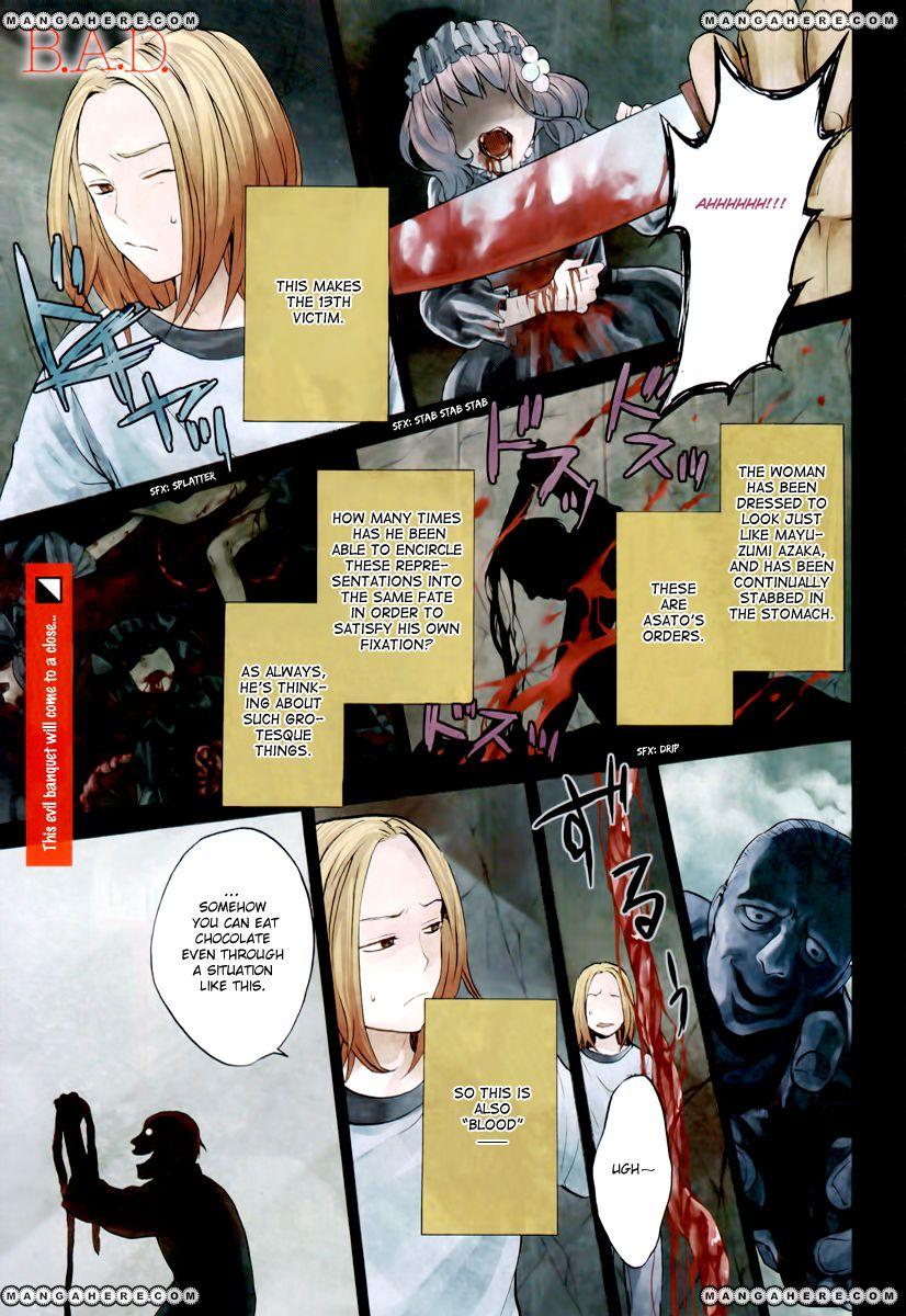 B.A.D. (SAKAKIBARA Sousou) 6 Page 1