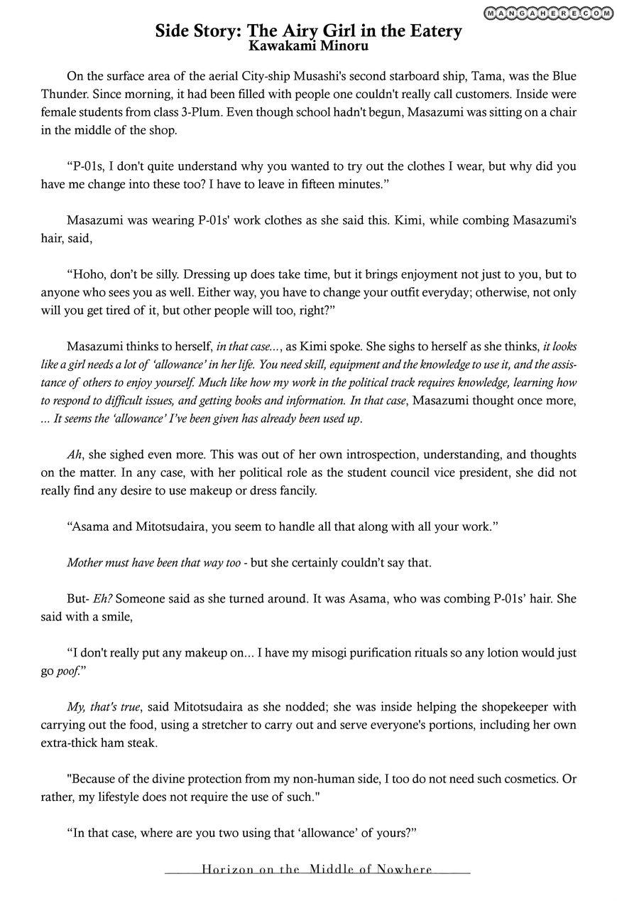 Kyoukai Senjou no Horizon 6.5 Page 2