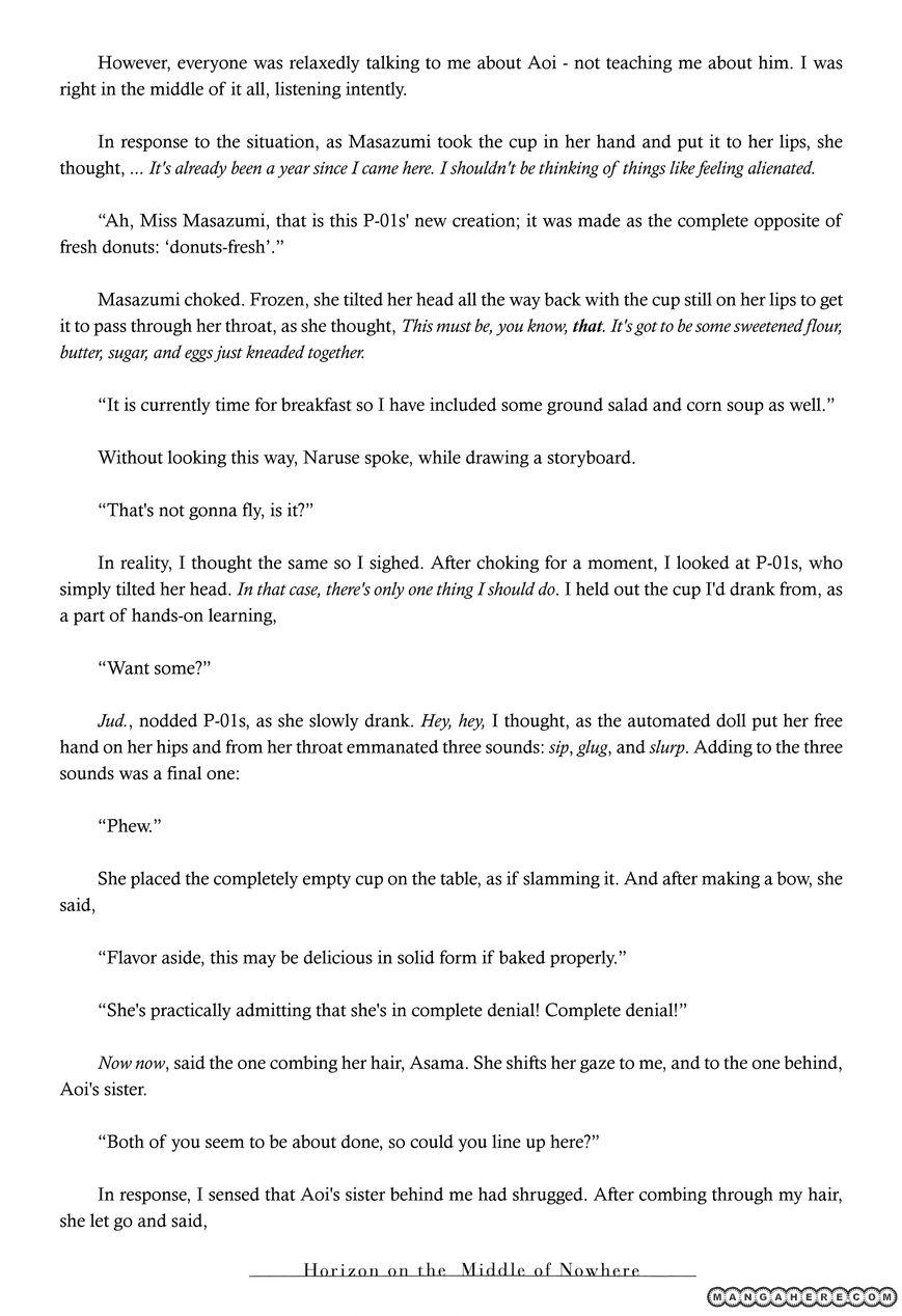 Kyoukai Senjou no Horizon 6.5 Page 4