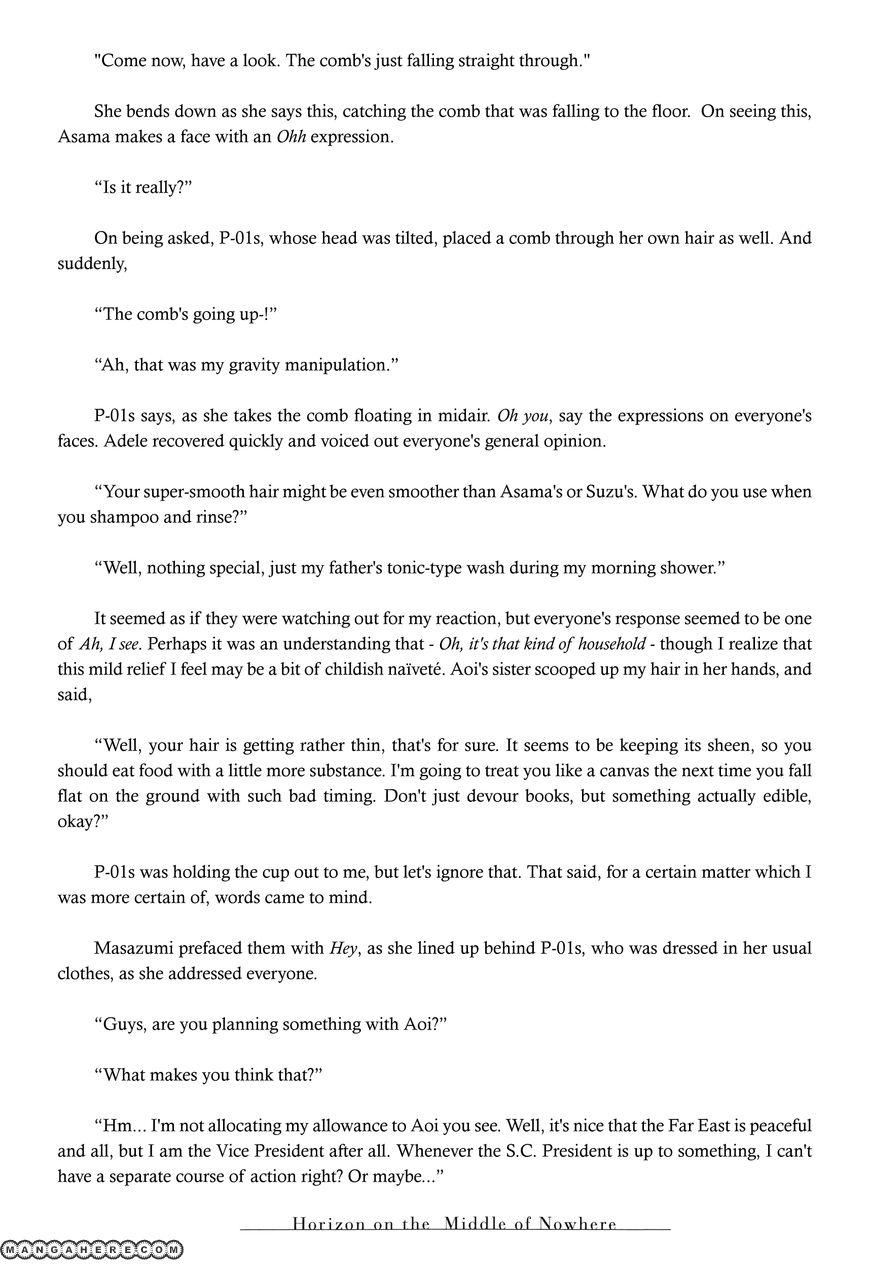 Kyoukai Senjou no Horizon 6.5 Page 5