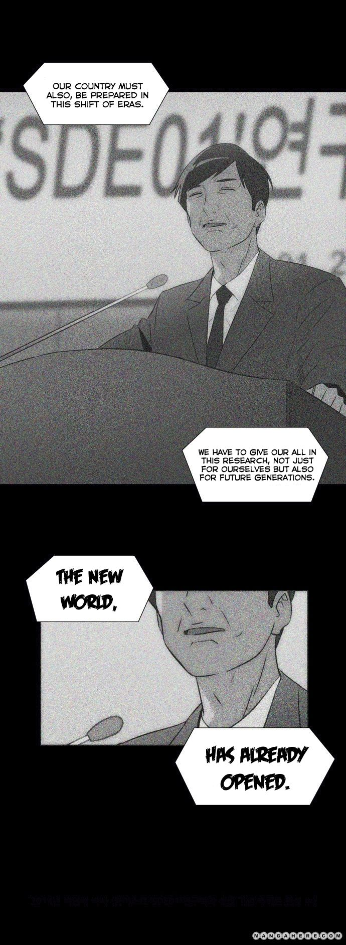 City of Dead Sorcerer 0 Page 3