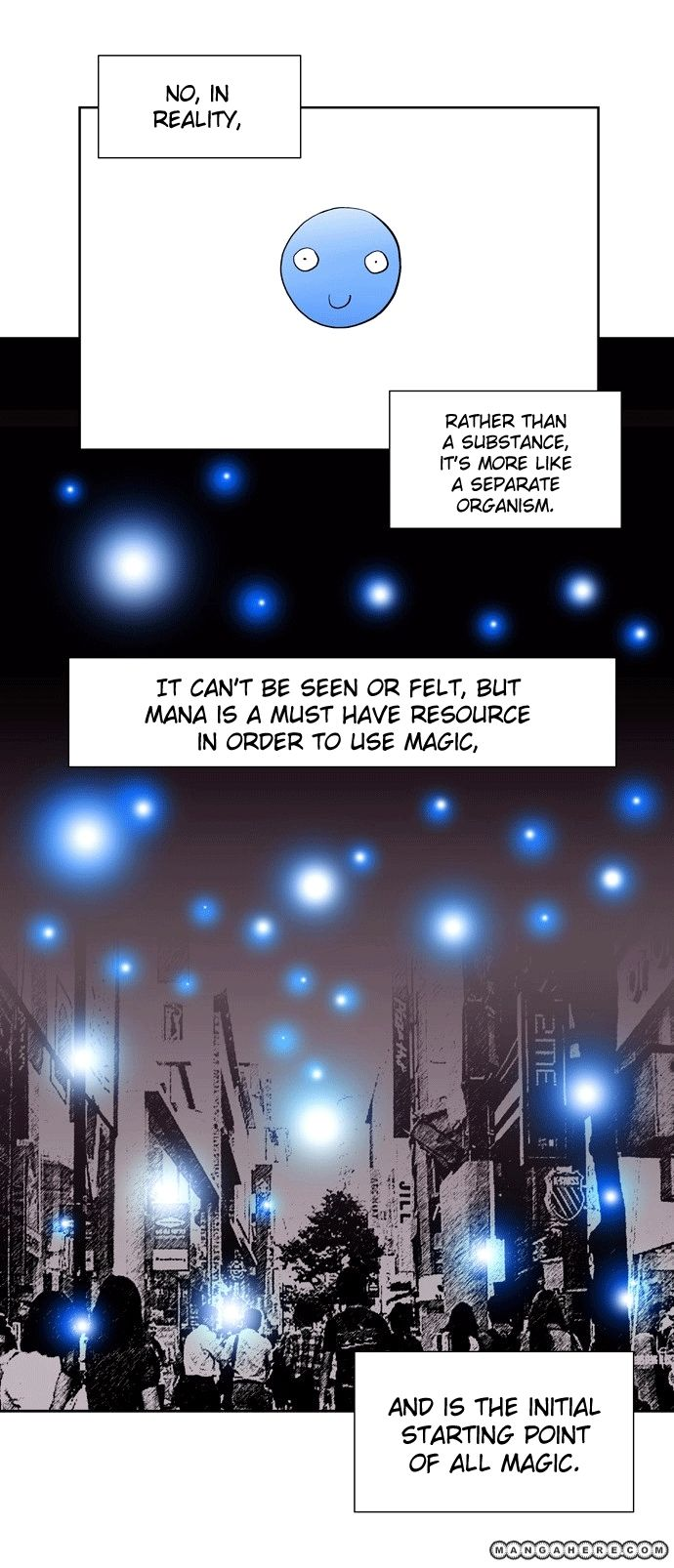 City of Dead Sorcerer 2 Page 3