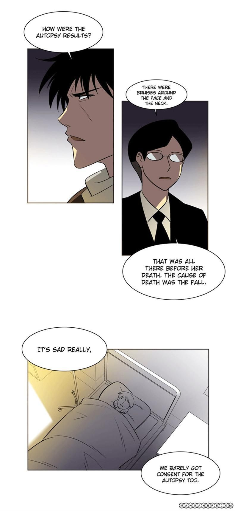 City of Dead Sorcerer 9 Page 3