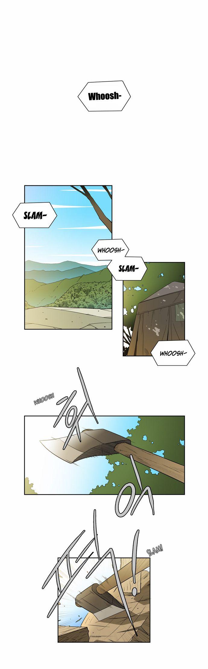 City of Dead Sorcerer 14 Page 1