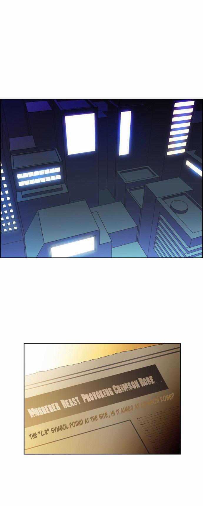 City of Dead Sorcerer 18 Page 1