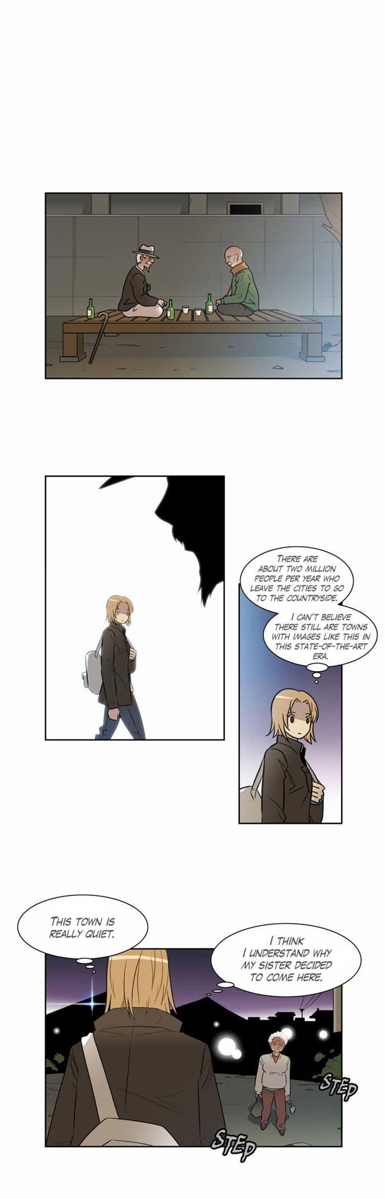 City of Dead Sorcerer 47 Page 1