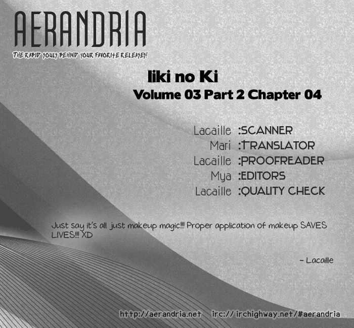 Iiki no Ki 9 Page 3