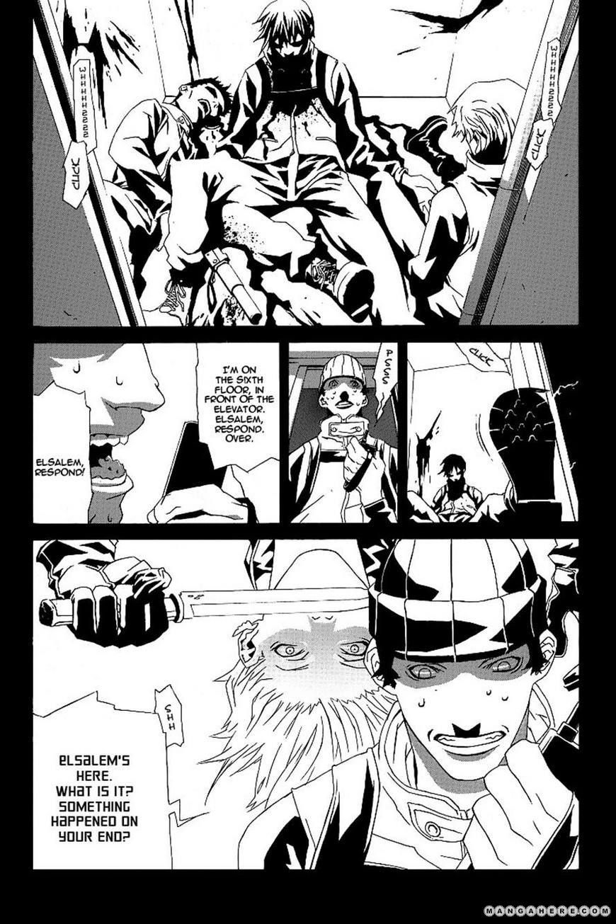 Black Mind 1 Page 2