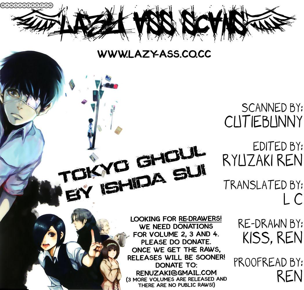 Toukyou Kushu 6 Page 1
