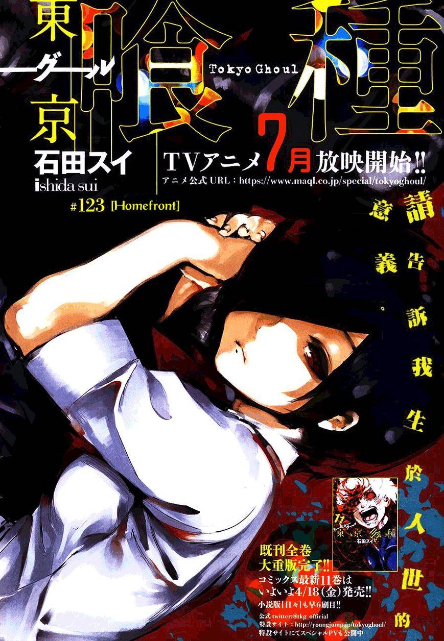 Toukyou Kushu 123 Page 1