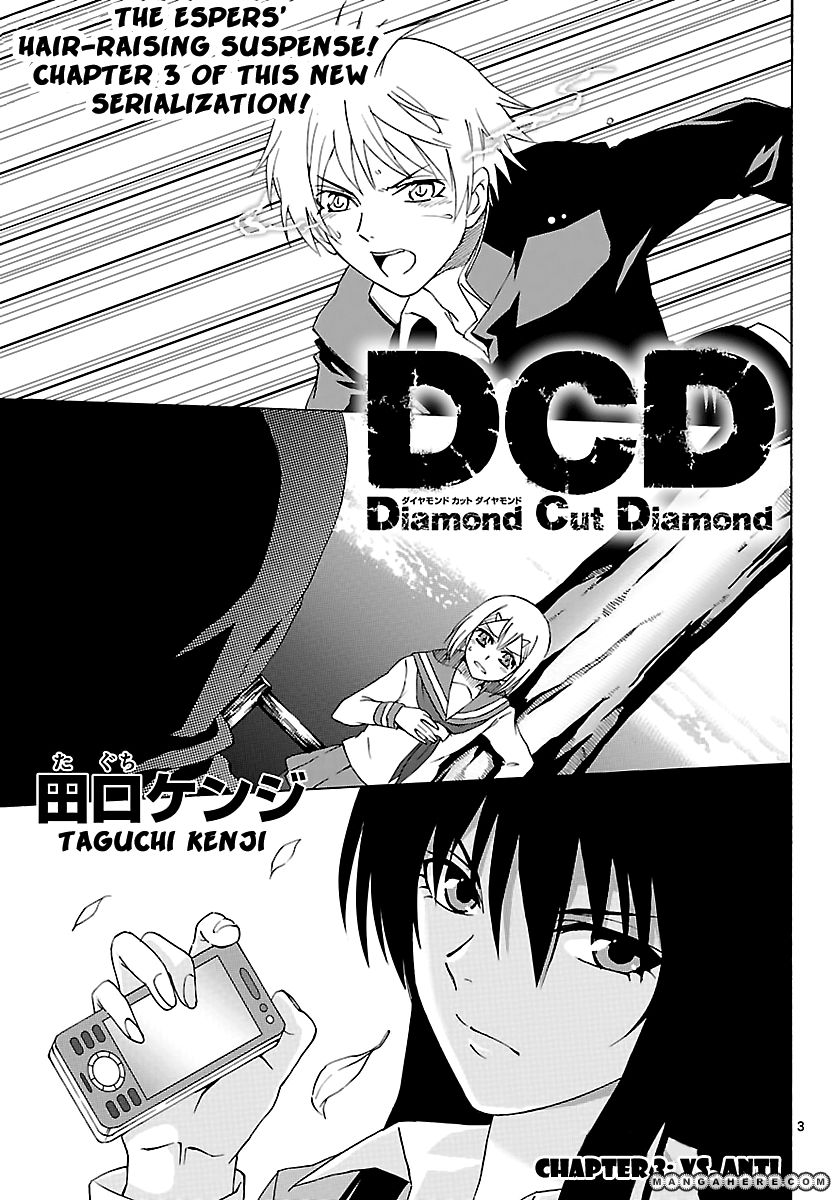 Diamond Cut Diamond 3 Page 3