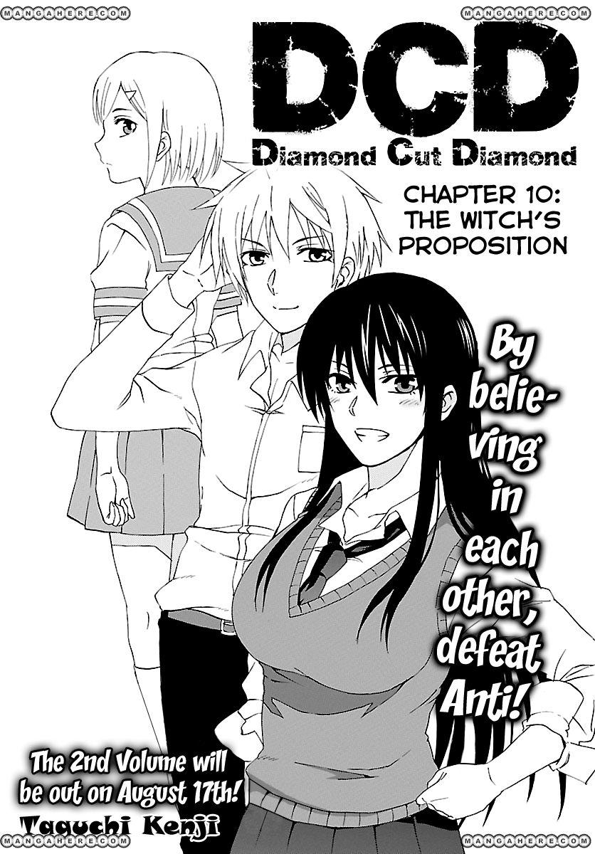 Diamond Cut Diamond 10 Page 3