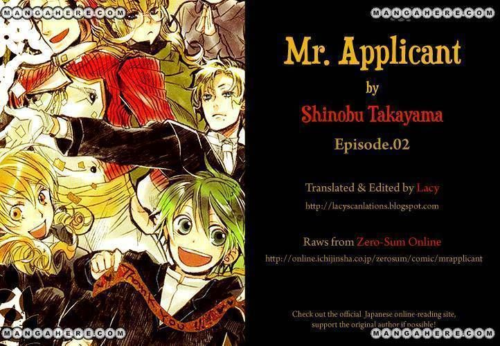 Mr Applicant 2 Page 1