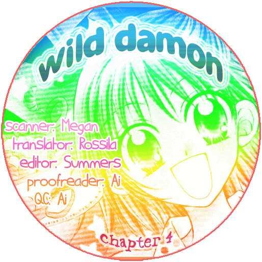 Wild Damon 4 Page 1