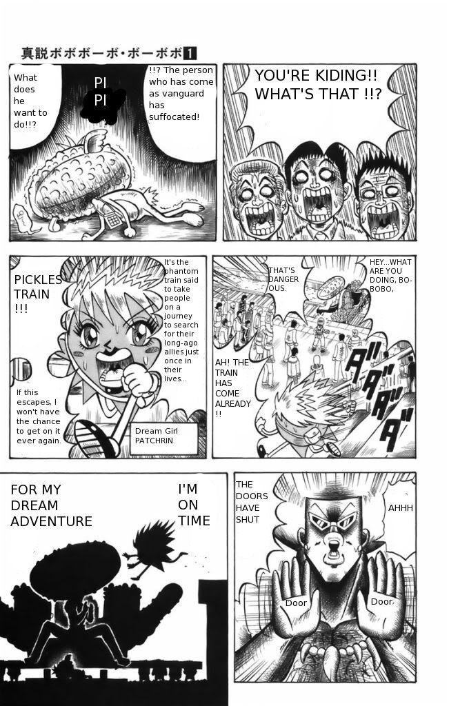 Shinsetsu Bobobo Bo Bo Bobo 8 Page 3