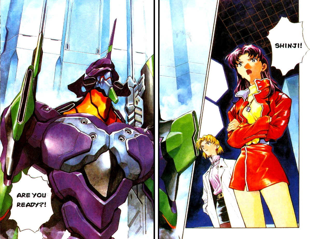 Neon Genesis Evangelion 9 Page 3