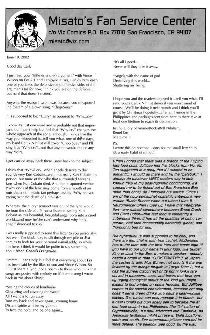 Neon Genesis Evangelion 46 Page 2