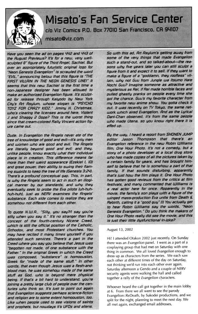 Neon Genesis Evangelion 47 Page 2