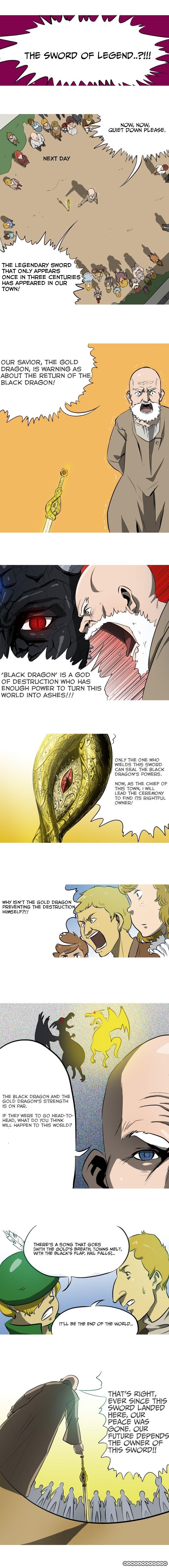 Dragon's Son Changsik 1 Page 2