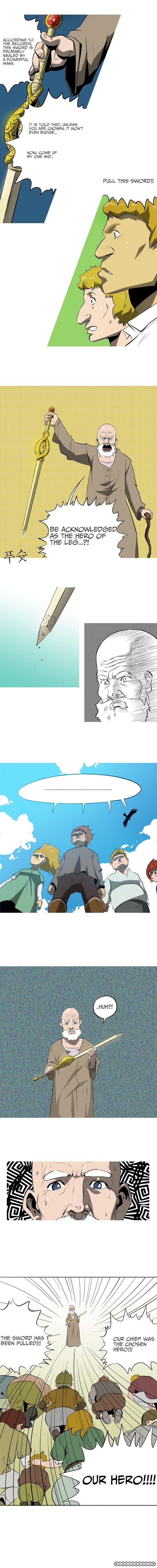 Dragon's Son Changsik 1 Page 3