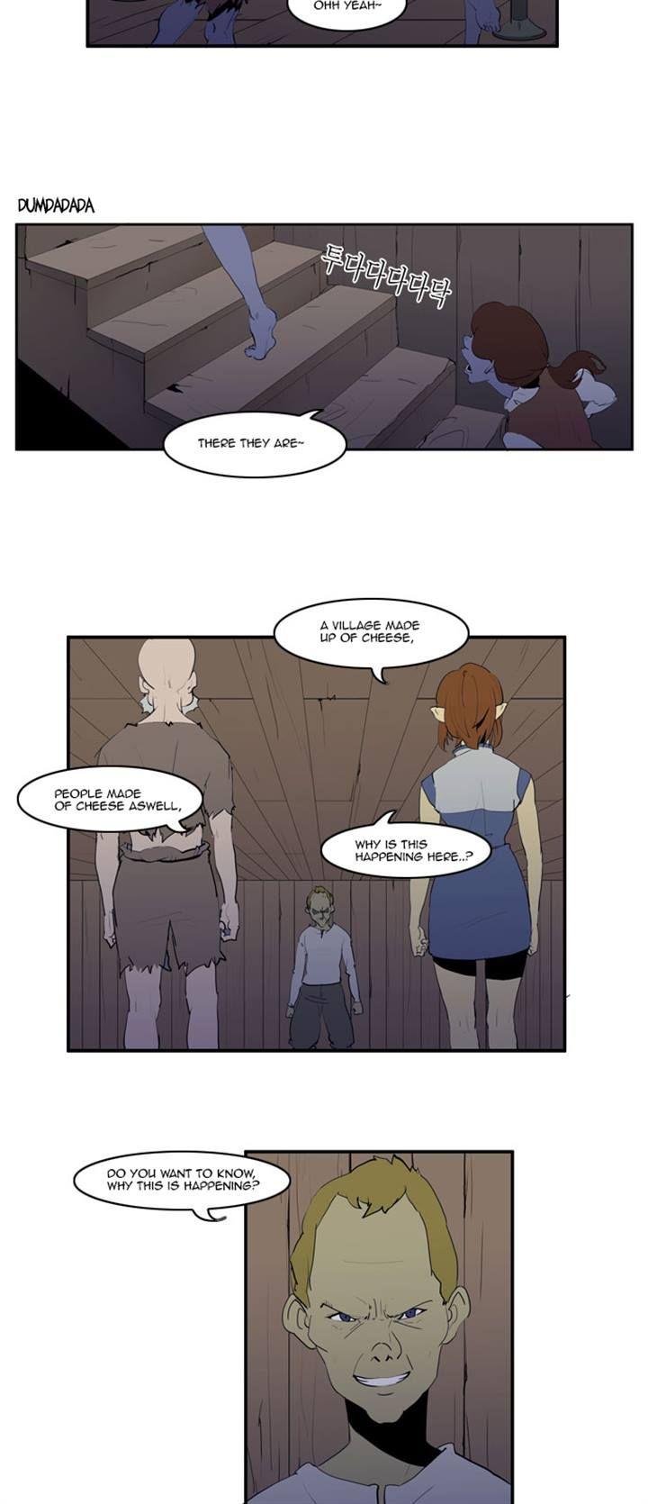 Dragon's Son Changsik 15 Page 2
