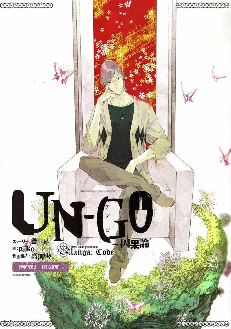 Un-Go - Ingaron 2 Page 1
