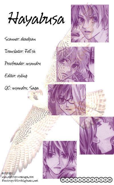 Hayabusa (ROPPONGI Aya) 3 Page 1