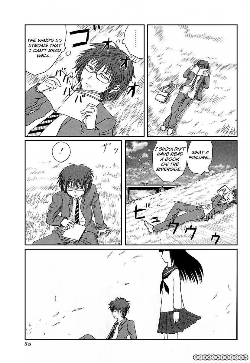 Danshi Koukousei no Nichijou 4 Page 4