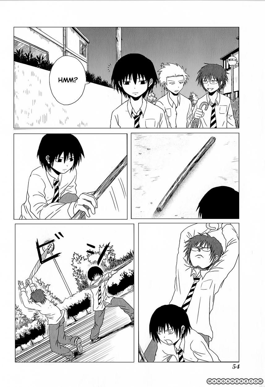 Danshi Koukousei no Nichijou 6 Page 3