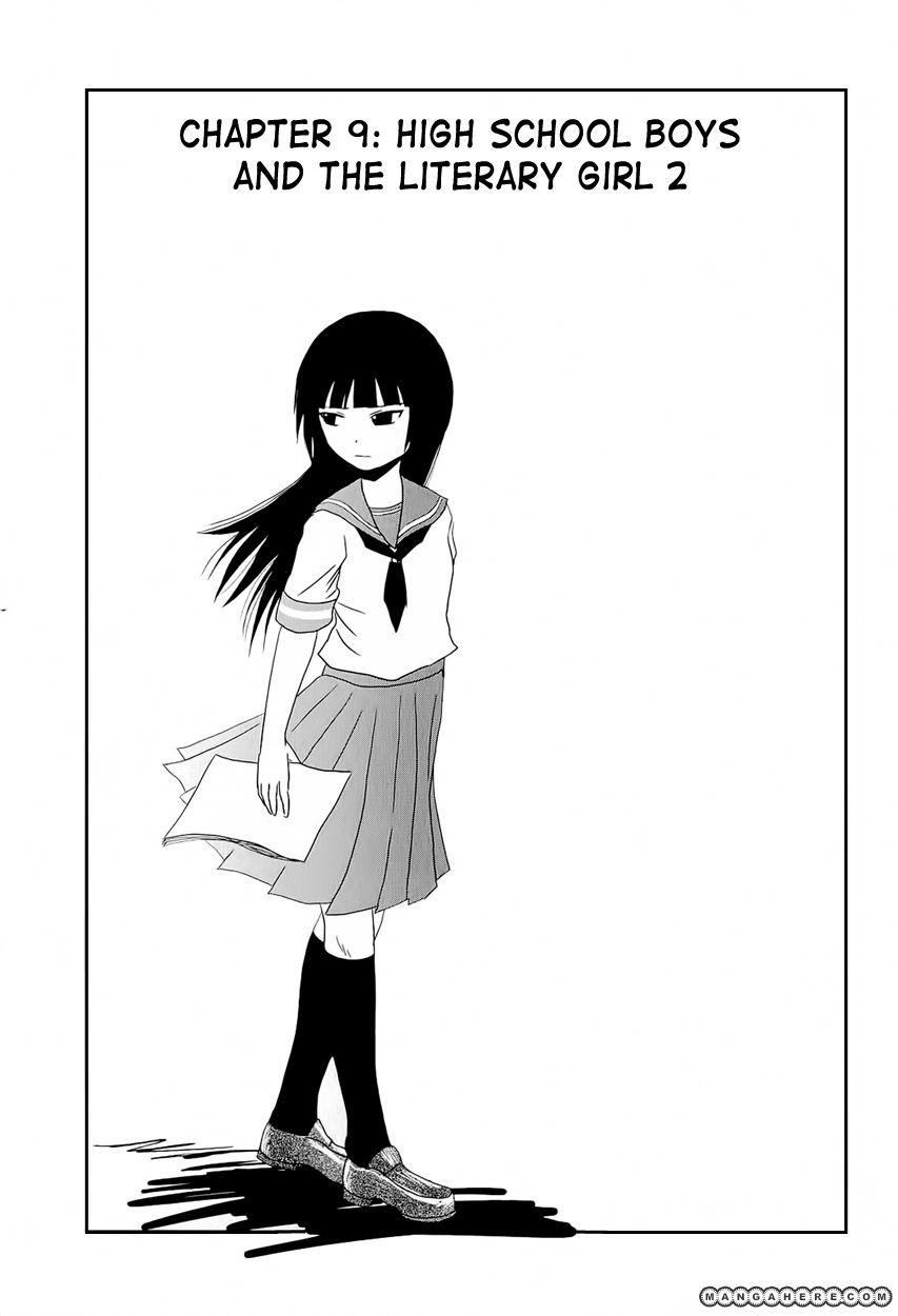 Danshi Koukousei no Nichijou 9 Page 2
