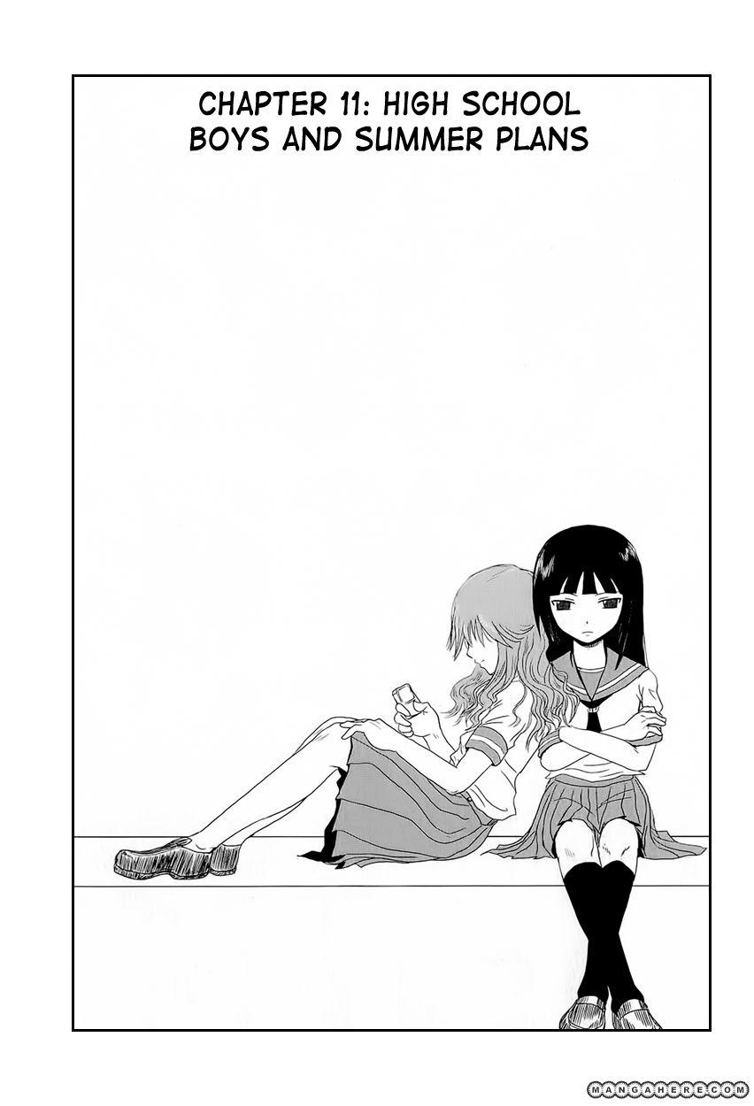 Danshi Koukousei no Nichijou 11 Page 2