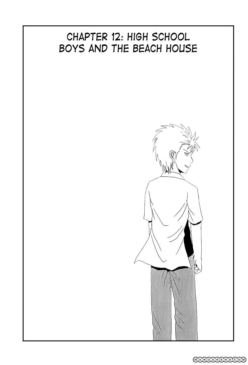 Danshi Koukousei no Nichijou 12 Page 2