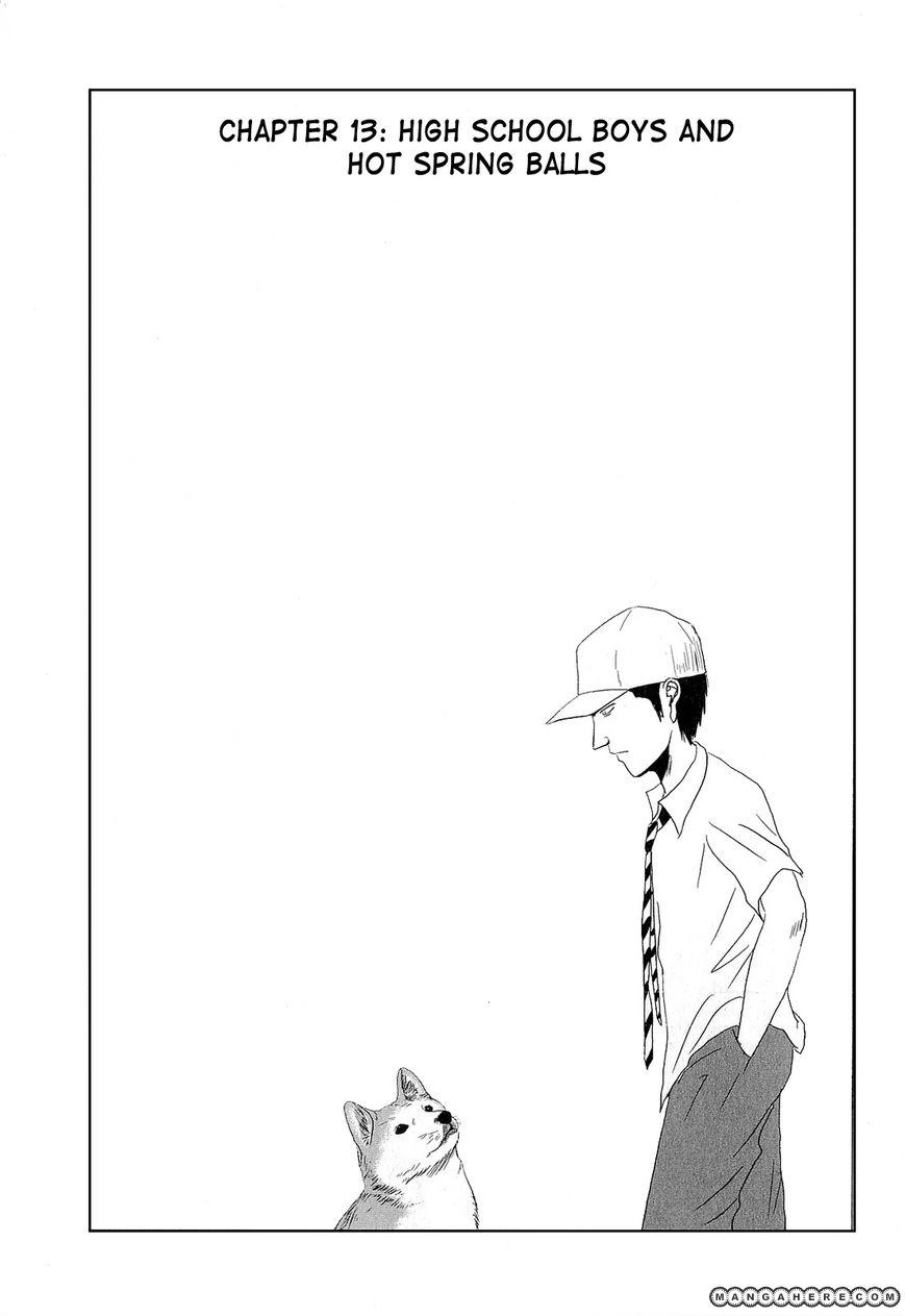 Danshi Koukousei no Nichijou 13 Page 2