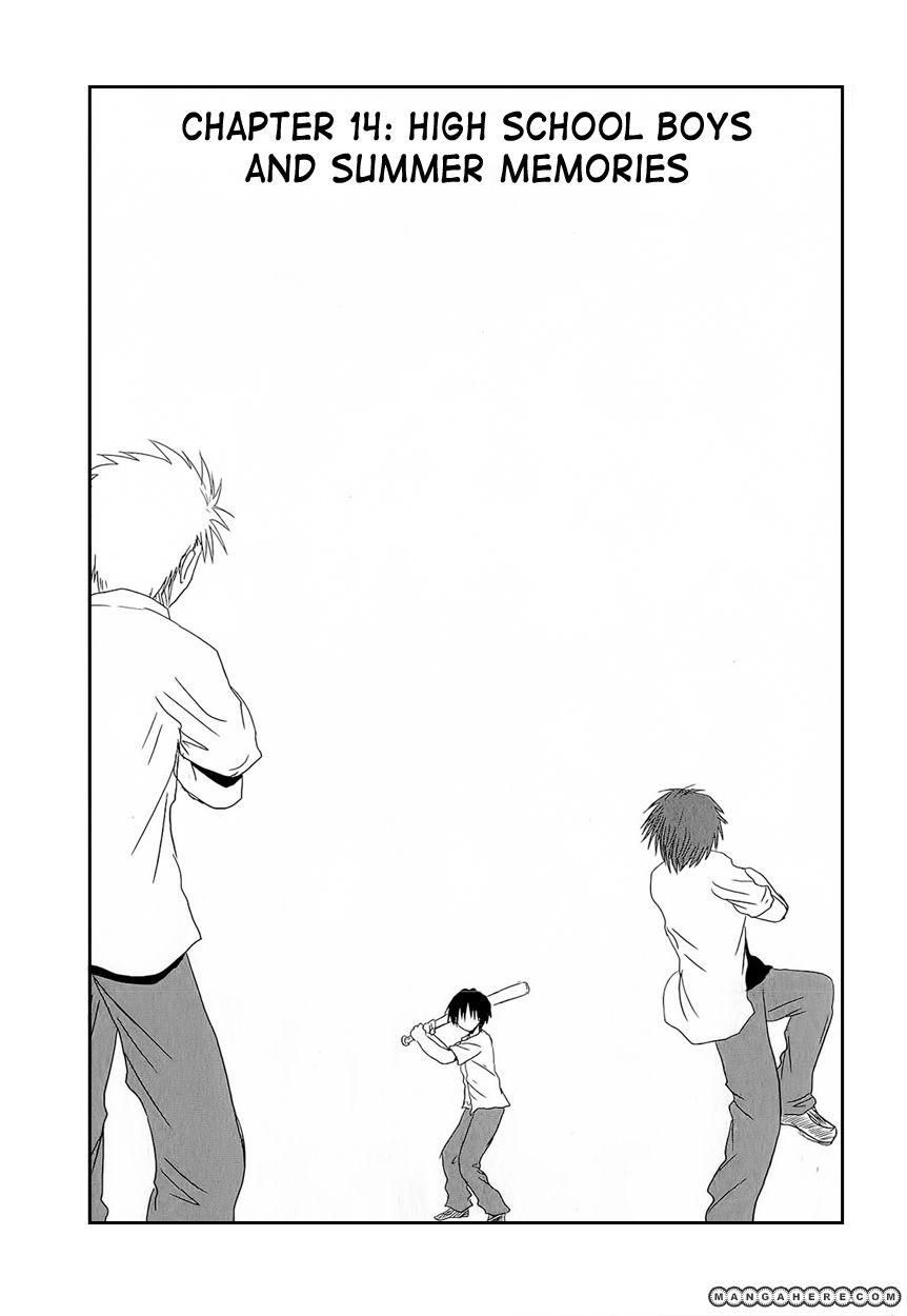 Danshi Koukousei no Nichijou 14 Page 2
