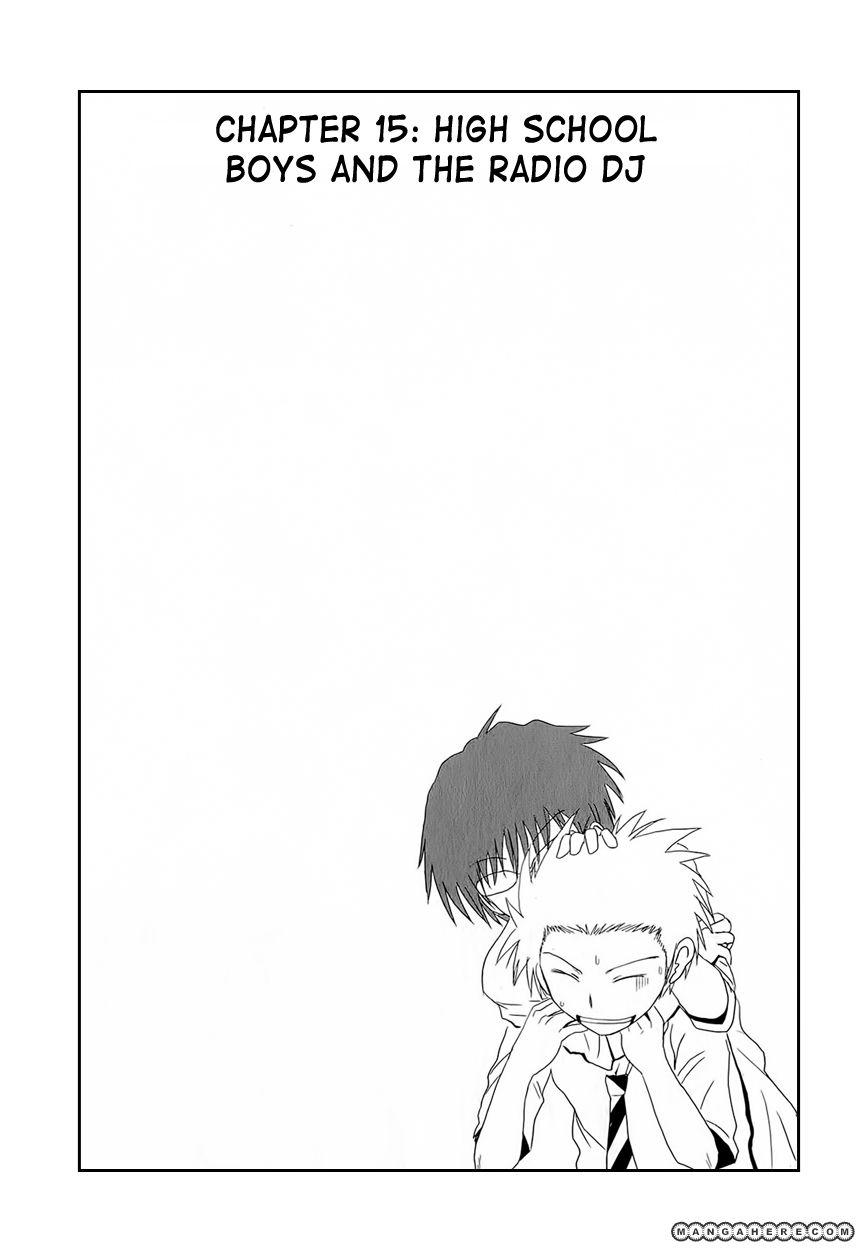 Danshi Koukousei no Nichijou 15 Page 2