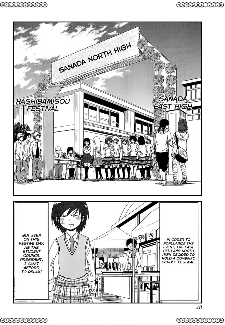 Danshi Koukousei no Nichijou 20 Page 2