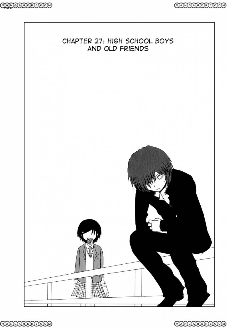 Danshi Koukousei no Nichijou 27 Page 3