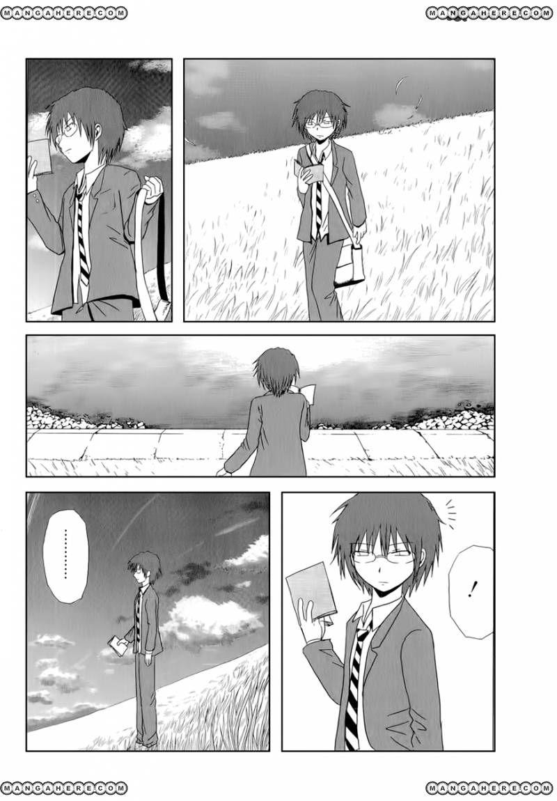 Danshi Koukousei no Nichijou 30 Page 4