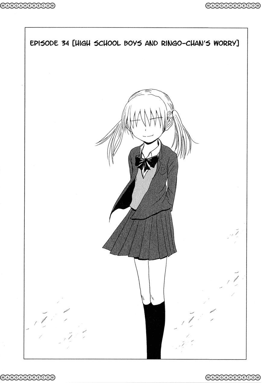 Danshi Koukousei no Nichijou 34 Page 1
